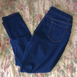 Denim - Very blue jeans